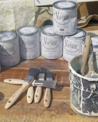 Vintage Paint DIY
